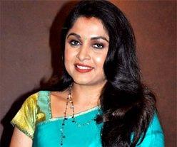 Nadhiya Replaced by Ramya Krishna