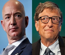 Bill Gates Is Not World's Richest Person Now
