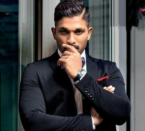 Allu Arjun Waiting For Aravindha Sametha Result!