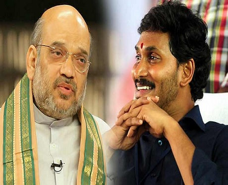 Secret understanding between Modi-led BJP & Jagan