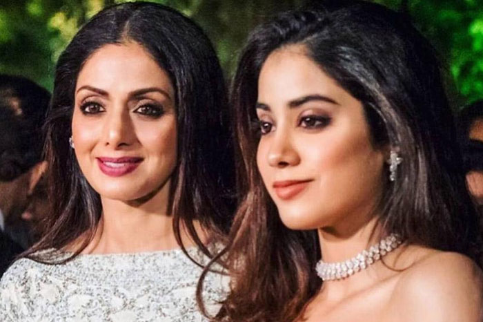 Sridevi's daughter ready for her big launch