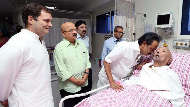 Breaking: Karunanidhi Is No More